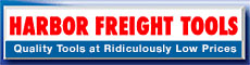 Harbor Freight Tools - Save 25% to 50% Off!