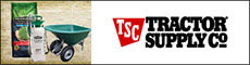 Seed, Tools, Carts, Sprayers and more at Tractor Supply